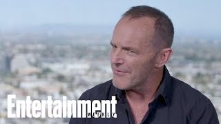 Captain Marvel To Reveal Coulson's SHIELD Origins, Clark Gregg Says | Entertainment Weekly