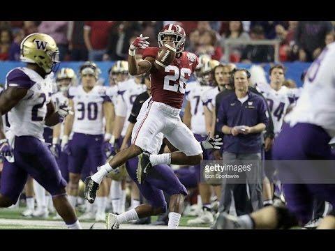 Marlon Humphrey Alabama Highlights Career Interceptions & Pass Breakups