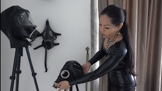 Queen Cobra talks Latex Fetishism - Part III