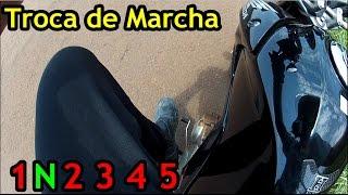 DICAS - Como trocar a Marcha da moto