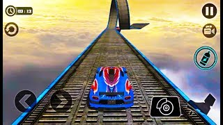 Impossible Stunt Car Tracks 3D-Best Android Gameplay HD #3