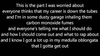 Eminem G.O.A.T. Lyrics HD