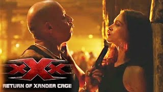 Deepika Padukone's XXX : Return Of Xander Cage Hindi Trailer Out  | Full of Action