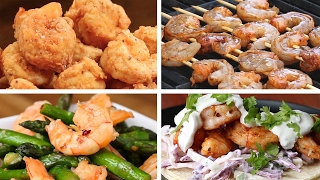 6 Simple Shrimp Dinners