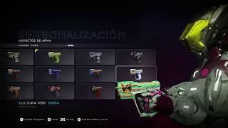 Halo 5 Guardians   WARZONE: ¡Abriendo 11 packs de suministros!   La perdición del profeta