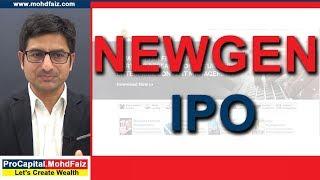 Newgen IPO