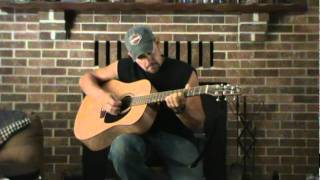 brantley gillbert country must be country wide acoustic cover.mpg