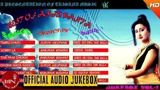Best Of Anju Panta Songs Collection   Jukebox Vol - 1   Trisana Music HD