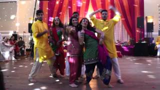 Best Mehndi Bhangra Performance