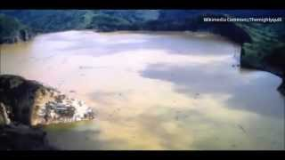 Exploding Lakes