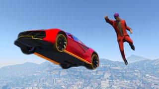 GETTING HACKED IN RACES! (GTA 5 Online)
