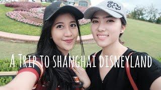 A Trip to Shanghai Disneyland!