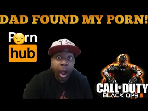 My DAD found my PORN! | Its Storytime #14 | Black Ops 3 Hardcore FFA