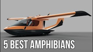 Top 5 Best Seaplanes In The World