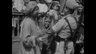 RURAL PEOPLE OF MAHARASHTRA, INDIA. THIS VIDEO TAKEN IN 1943.