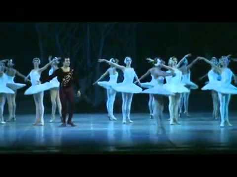 Ballet El Lago de los cisnes.mp4