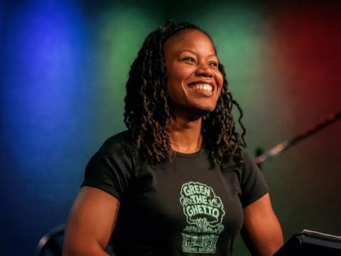 Greening the ghetto   Majora Carter