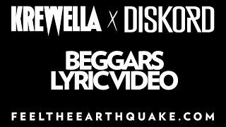 Krewella - Beggars [Lyric Video]
