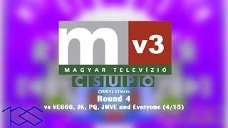Hungarian Television Csupo V3 (2001) Effects R4 vs VE666, JK, PQ, JMVE and Everyone (4/15)