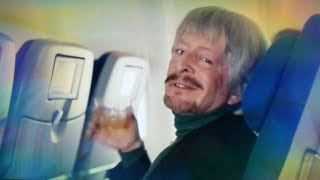 Funny Airplane Duracell Commercial