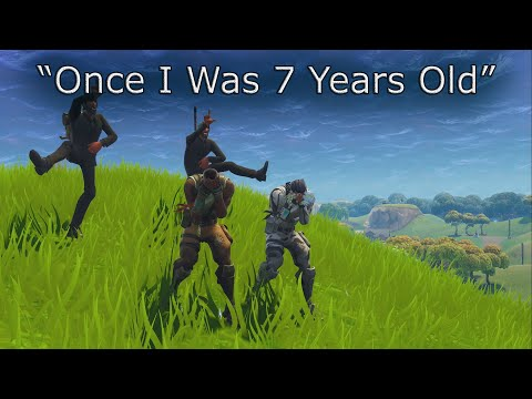7 Years Lukas Graham Fortnite Default Music Video