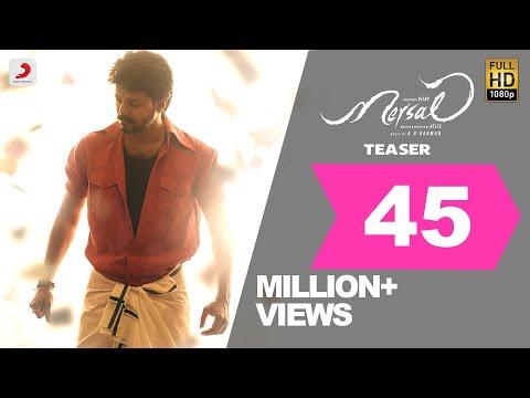 Xxx Mp4 Mersal Official Tamil Teaser Vijay A R Rahman Atlee 3gp Sex