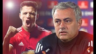 FOX Sports TV : Mourinho: Sanchez needs time to find feet