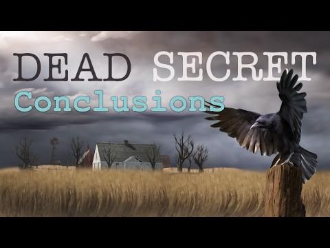 DEAD SECRET Conclusions | Oculus VR
