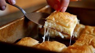 How to make Cheese Borek - Easy Cheese Borek Recipe - Heghineh Cooking Show