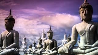 8 HOURS Zen Buddhist Meditation Music for Deep Sleep, Mindfulness Meditation and Relaxation