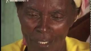 Gikeno gia Muthoni thutha wa gucemania na mutongoria wa bururi