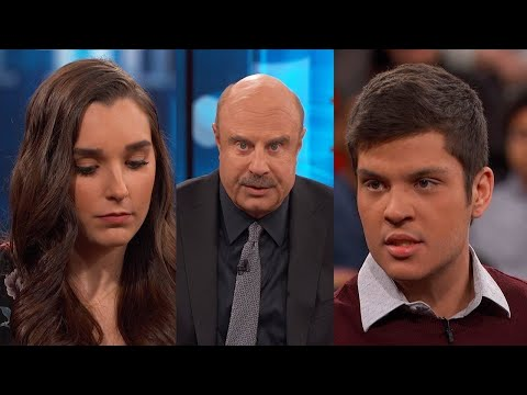 Xxx Mp4 Dr Phil To Guests 'You Make A Sex Tape And Put It On The ICloud Knowing You're Being Hacked ' 3gp Sex