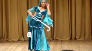Alina Sokotun Juniors Saidi (Al Shuruk, Khmelnitskiy)
