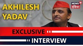 Akhilesh Yadav Interview | हिंदुस्तान शिखर समागम | उत्तर प्रदेश में सिर्फ नफरत का विकास हो रहा है