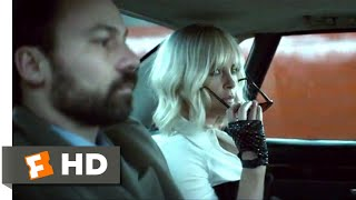 Atomic Blonde (2017) - Car Escape Scene (1/10) | Movieclips