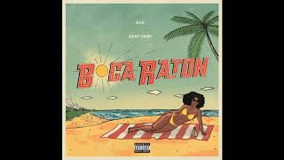 Bas - Boca Raton (feat. A$AP Ferg) (Audio)