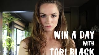 Win A Day With Tori Black