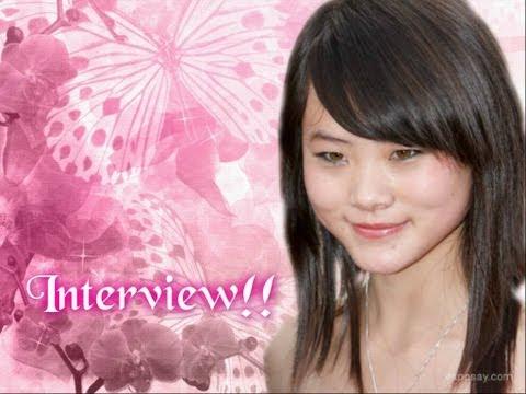 Xxx Mp4 My Wenwen Han Interview In The Karate Kid Premiere LA 3gp Sex