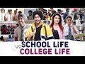 Download Video Download School Life V/S College Life | SahibNoor Singh 3GP MP4 FLV