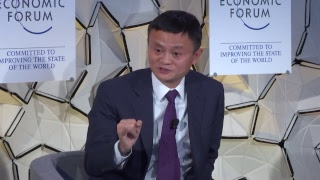 Alibaba S Jack Ma Suggests Technology Could Result In A New War