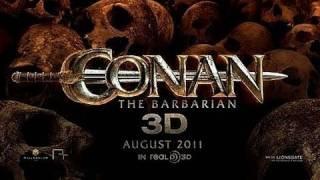 Conan The Barbarian: Official Teaser Trailer