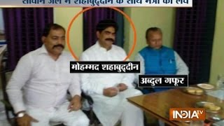 Lalu Yadav: 'Nothing Wrong in Dining with Convicts' | Abdul Ghafoor Meets Shahabuddin