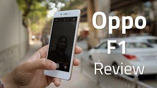 Oppo F1 Review in 90 seconds