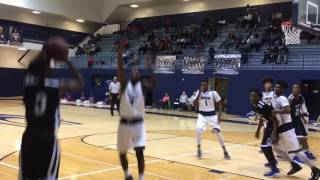 Clay-Chalkville defeats Center Point 45-42
