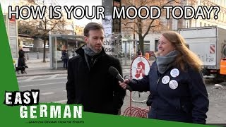 Easy German 169 - How is your mood today?