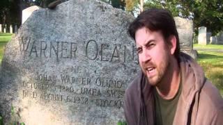 Grave of a Werewolf