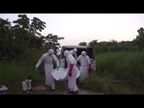 Ebola outbreak in DR Congo vaccinations to start on Sunday