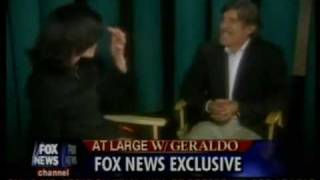 Geraldo Rivera's Interview with Michael Jackson part  3