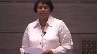 Missouri State Sen. Maida Coleman on Breast Cancer Awareness
