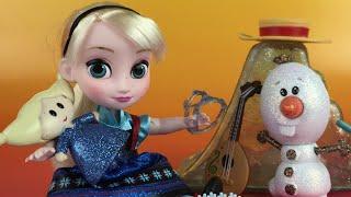 Frozen Elsa Olaf - Disney Animators Collection - Olaf